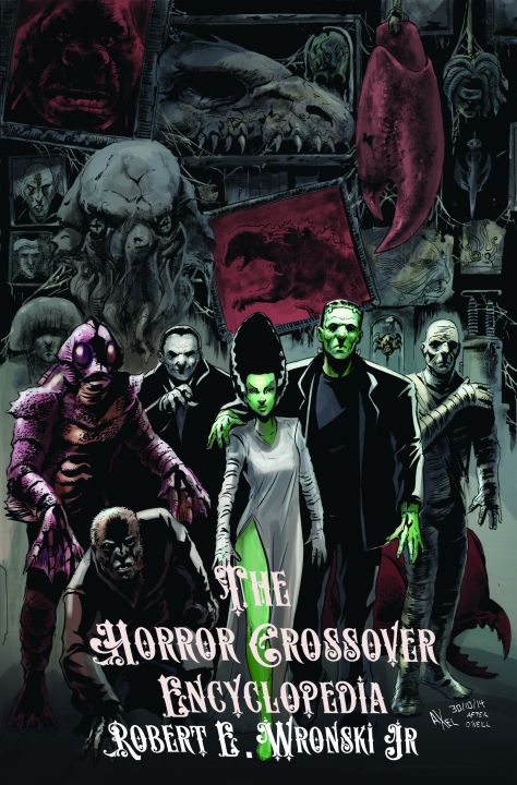 The Horror Crossover Encyclopedia_HCE_Final Cover