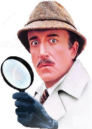 "Inspector Clouseau in the Horror Universe: THE INSPECTOR: ""CHERCHE LE PHANTOM"" (1/4)"