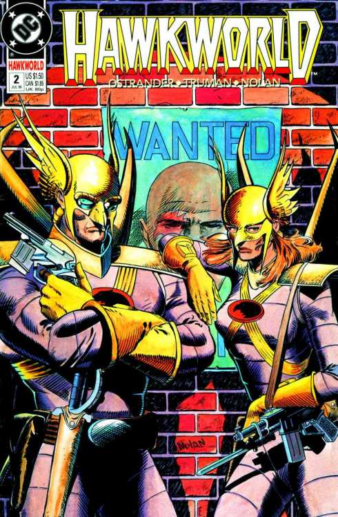 Image result for Hawkworld reboot
