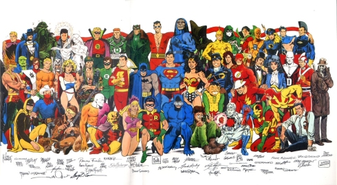 Image result for 1986 DC Comics