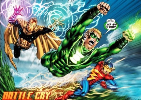 Image result for golden age and JSA in the New 52