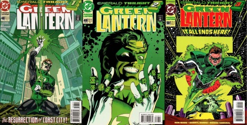 Image result for the history of Green Lantern no longer happened