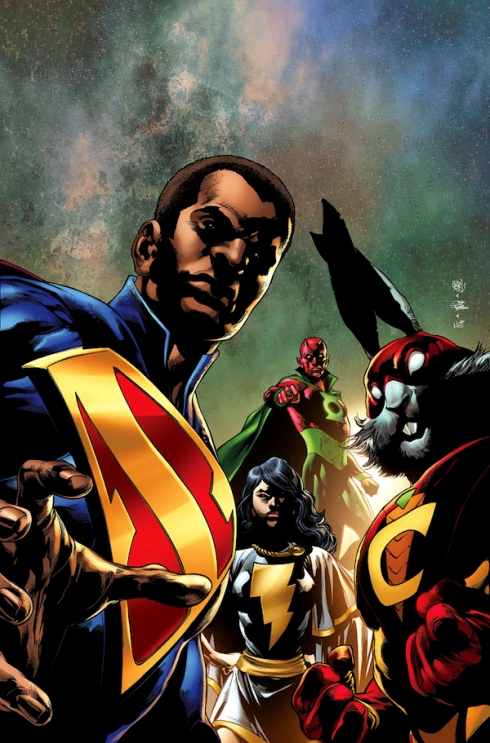 Image result for This was the beginning of Multiversity.